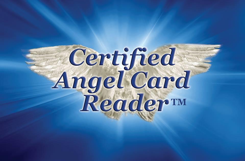 certified angel card reader logo